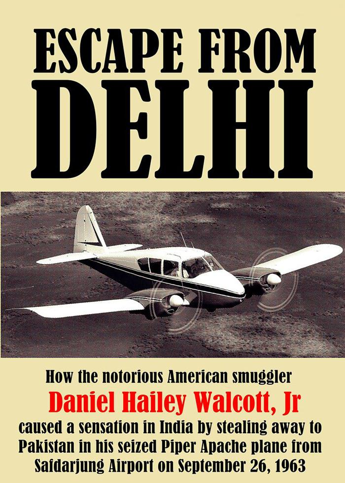 50 Years Ago, A Man Flew Over Tihar Jail And Dropped