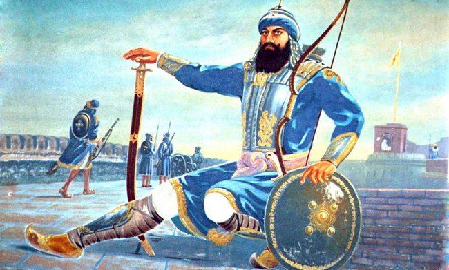 Image result for 'Baba Banda Singh Bahadur