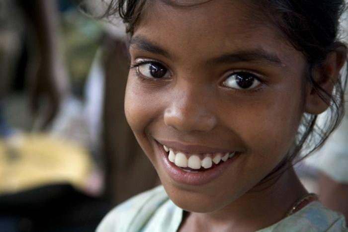 Girl child/representative image