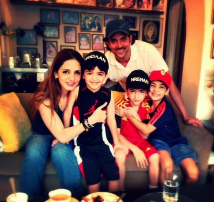 Hrithik Roshan And His Sons Have Taken Over Instagram With Their