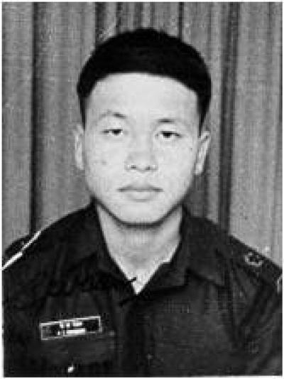 Lt Keishing Clifford Nongrum