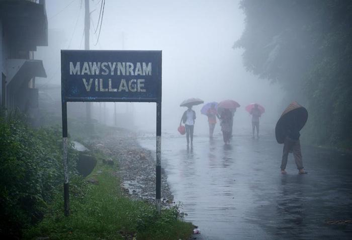 Saking seringnya hujan, desa ini masuk Guiness World Record