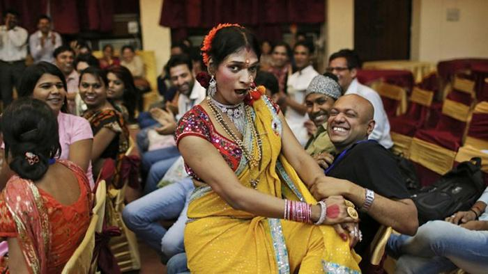 Image result for presence of hijras marriage