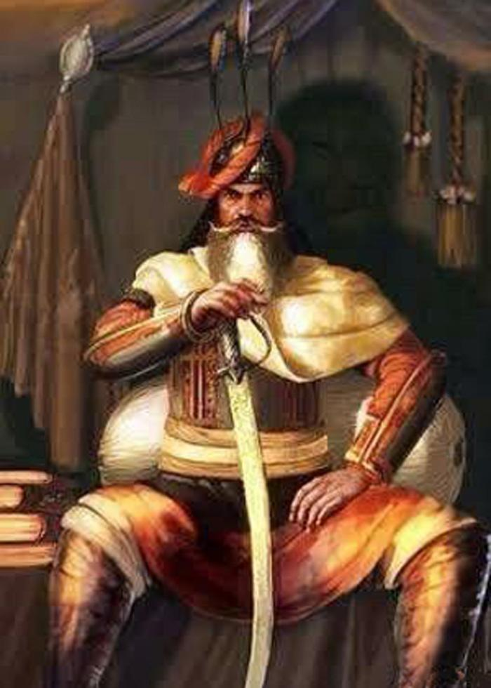 01e096774 Meet Hari Singh Nalwa - The Sikh Commander Who Was The Most Feared ...