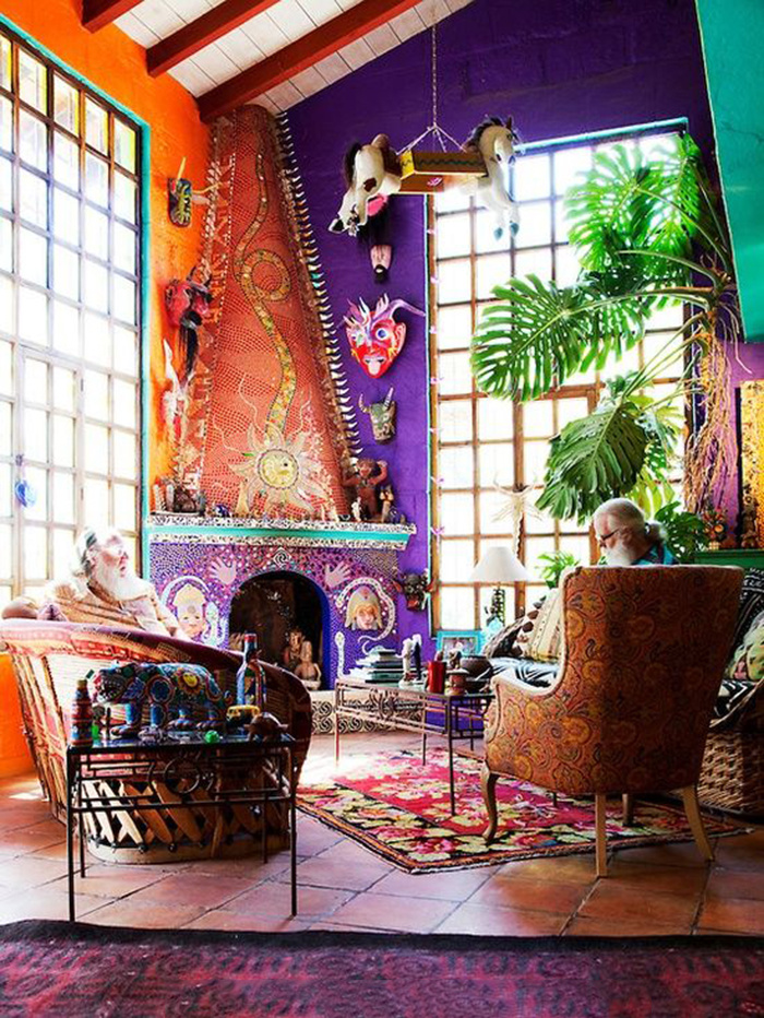 Apartment Decorating Ideas With Low Budget: 10 Simple Ways You Can Decorate A Bohemian-Style Room On A