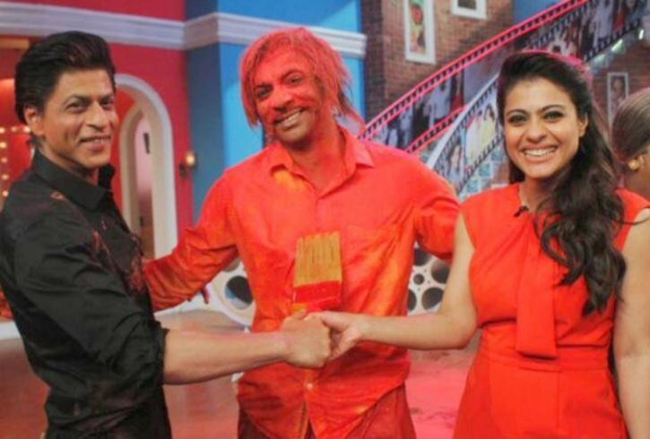 comedy nights with kapil-srk