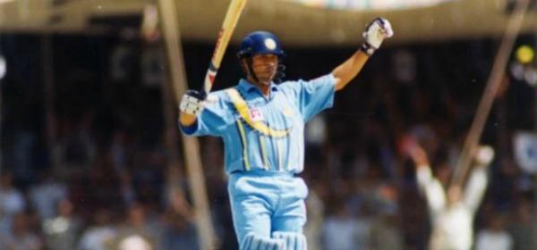 Sachin Tendulkar was the first ever batsman to score 10,000 runs in ODIs.