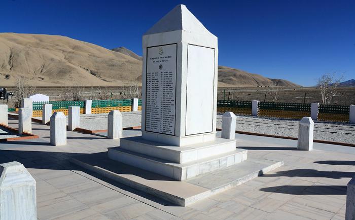 Chishul war memorial