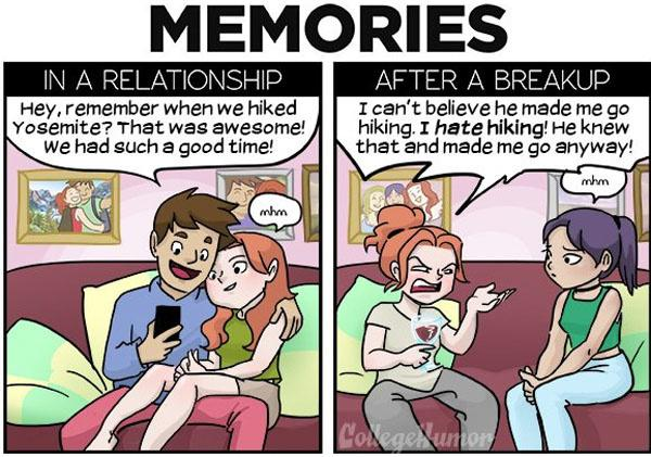 Breakup