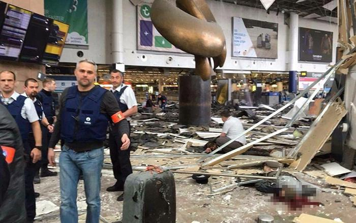 Indian Air Hostess Who Became The Face Of Brussels Terror Attack Reunites With Family