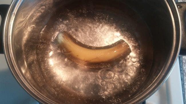 It's Called Banana Tea And Is Great For Those Having Trouble