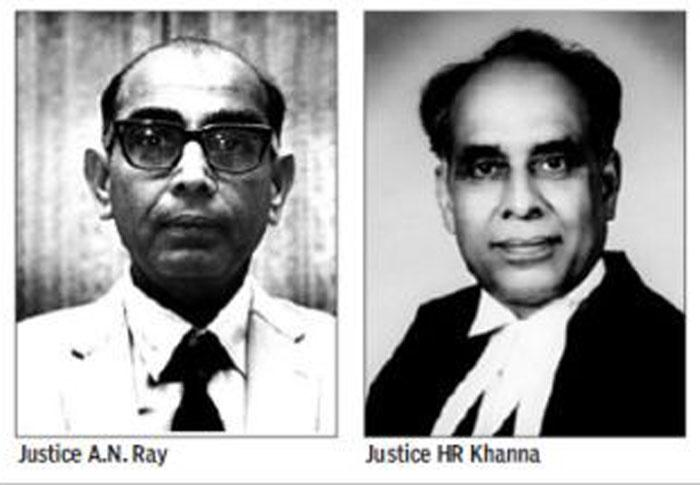 Justice A N Ray