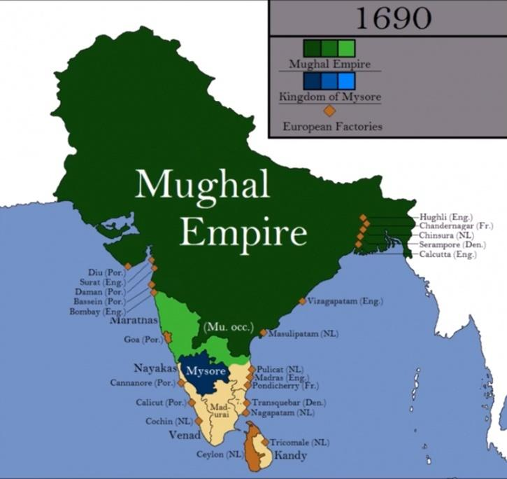 This Video Beautifully Illustrates The History Of India From 2800 Bc