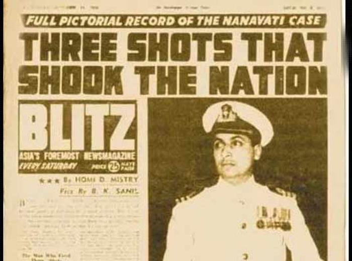 K M Nanavati vs State of Maharashtra