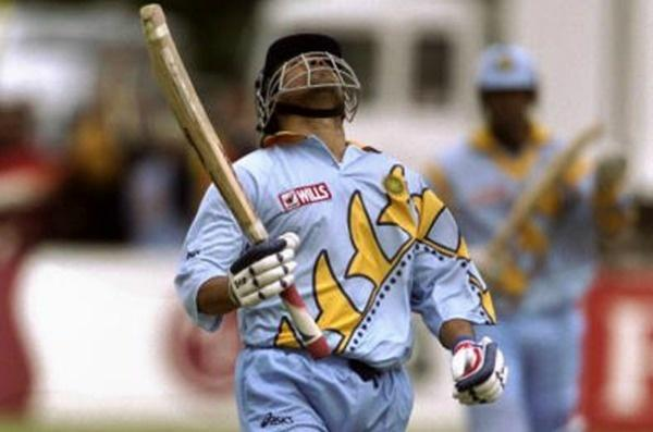 17 Years Ago, Sachin Overcame Grief Of His Father's Death To Slam An Epic 100 To Keep India In The 1999 WC
