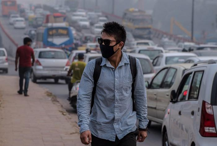 Post Diwali, the pollution levels of Delhi NCR
