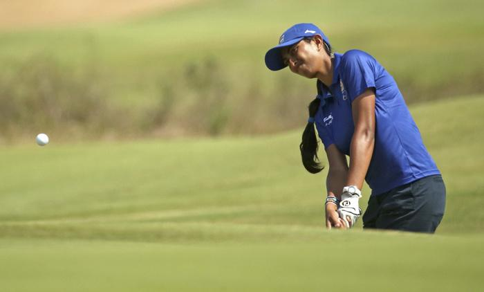 Women's Golf Star Aditi Ashok Now Targets LPGA Tour - Women's Golf Star Aditi Ashok Now Targets LPGA Tour