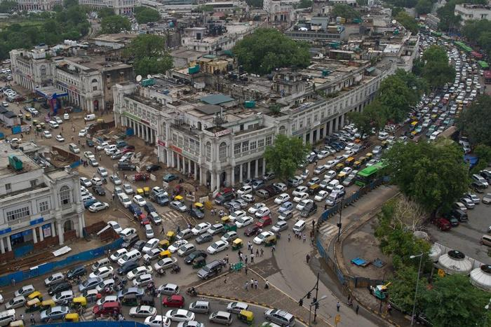 Post Diwali, the pollution levels of Delhi NCR