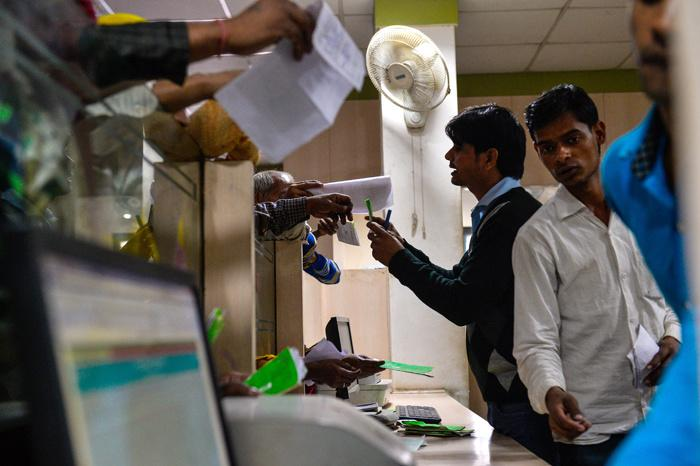 You Stand In Queue, They Convert Ill-Gotten Wealth: How Banks Are Laundering Black Money Following Demonetarisation AFP