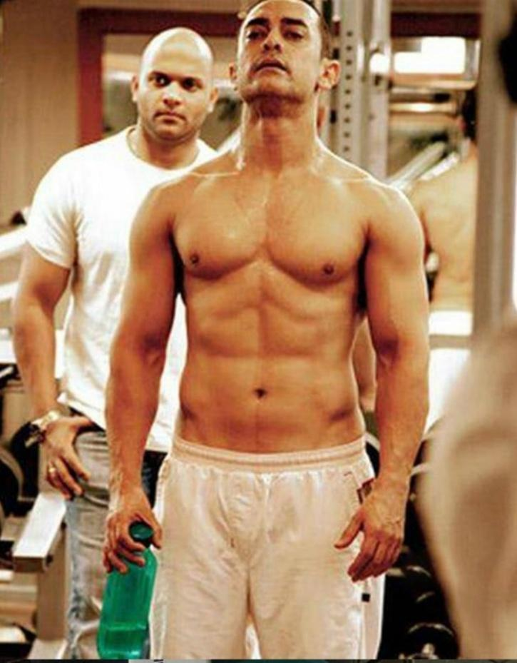 Aamir Khans Dedication Fat To Fit Journey For Dangal Will