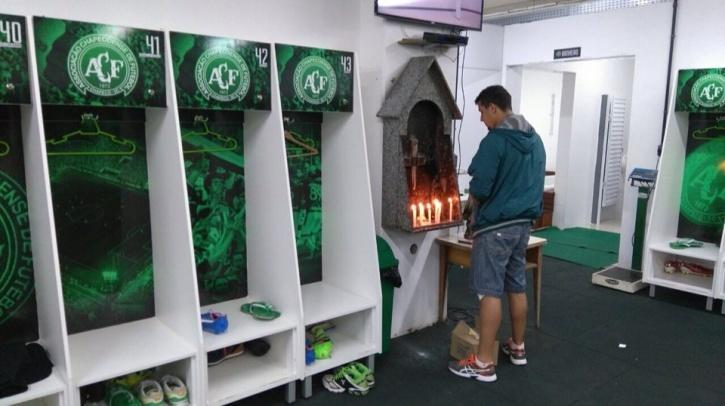 The team was awarded the Copa Sudamerica title after their opponents Athletico Nacional requested for the same but that does little for the three players who now sit alone and mourn their fellow players in that dressing room.
