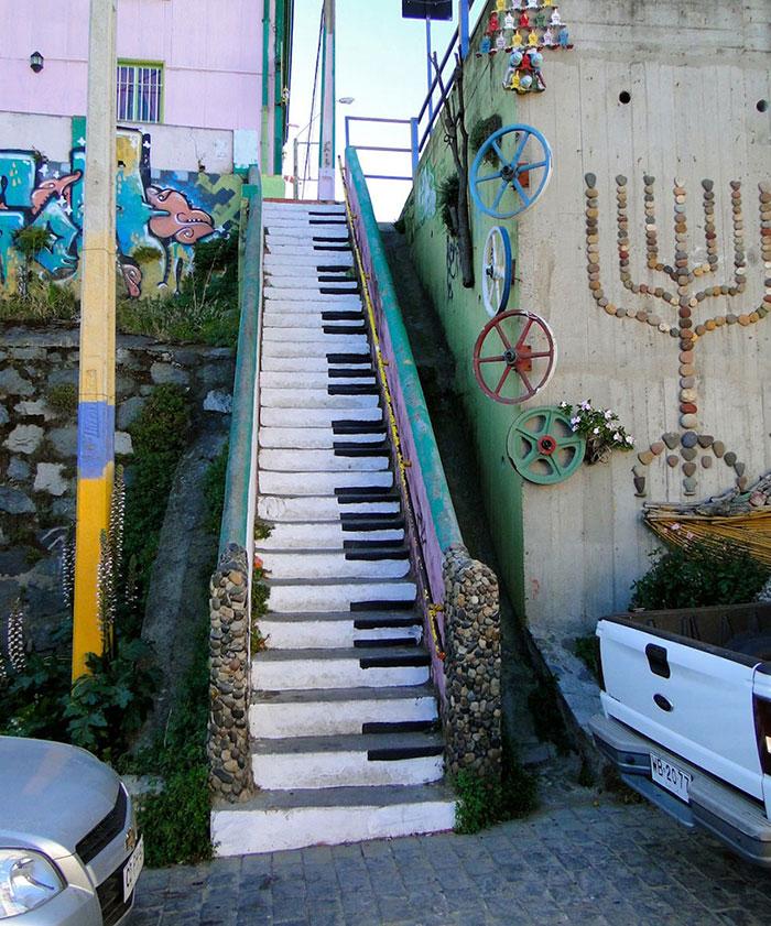 Valpraiso, Chile