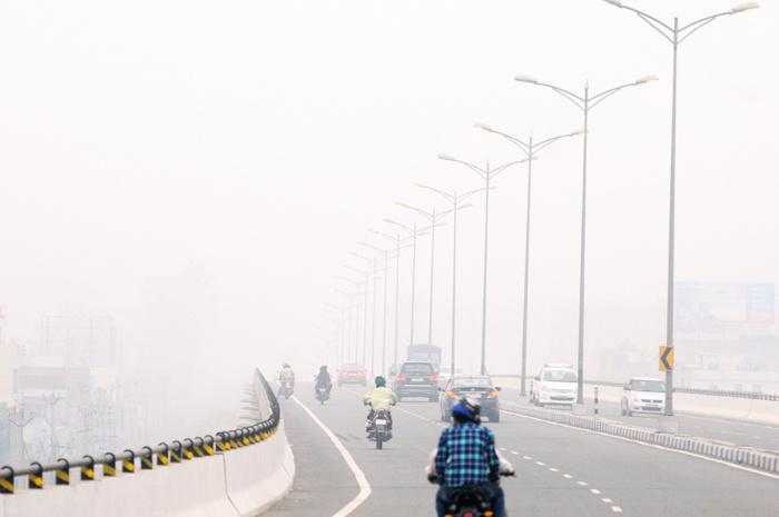 Air Gets Fouler But Odd-Even Not On Calendar BCCL