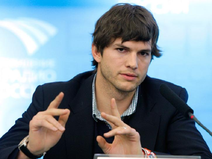 After Rescuing 6,000 Human Trafficking Victims, Ashton Kutcher Plans