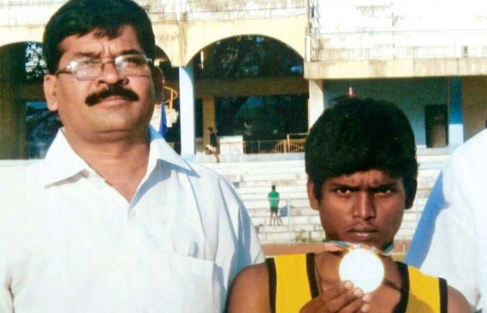 Rajendiran and Mariyappan
