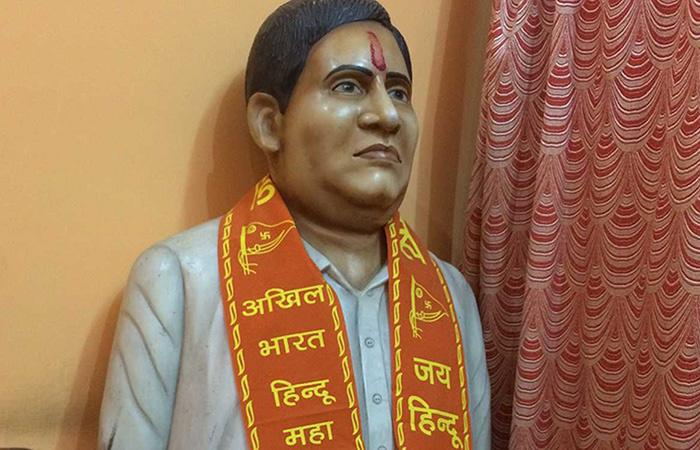 Nathuram Godse Statue