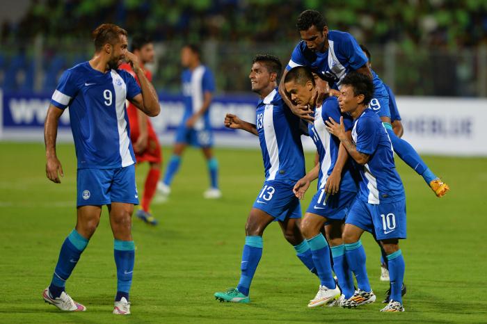 Indian footballers