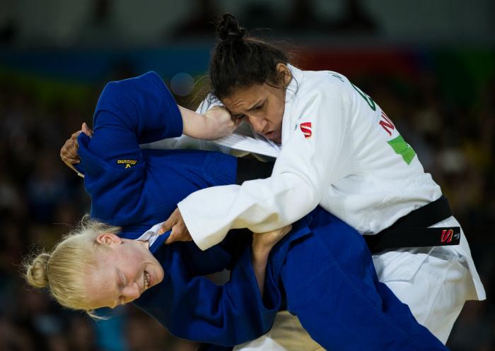 Judo Paralympians (representational image)