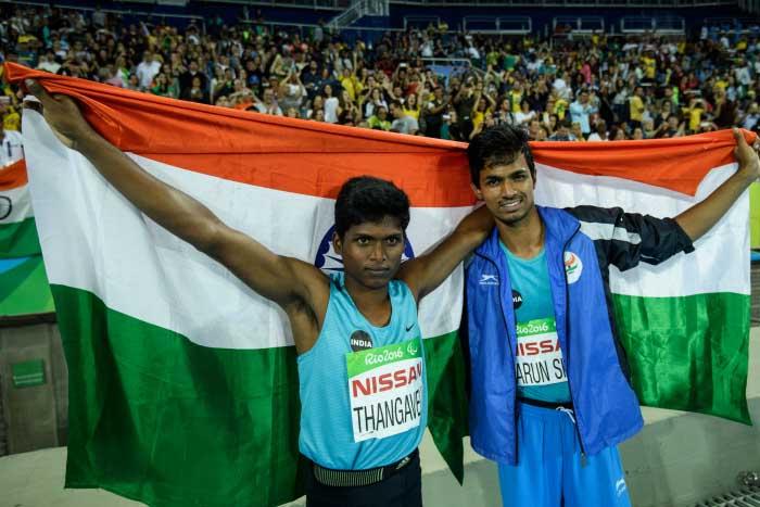 Mariyappan and Varun