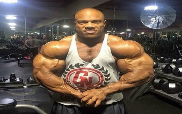 Phil Heath Wife Cancer