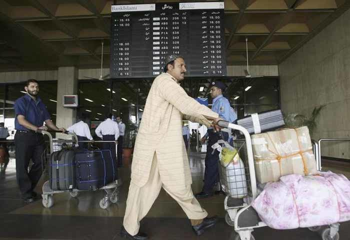 Pakistan Cancels Flights To Northern