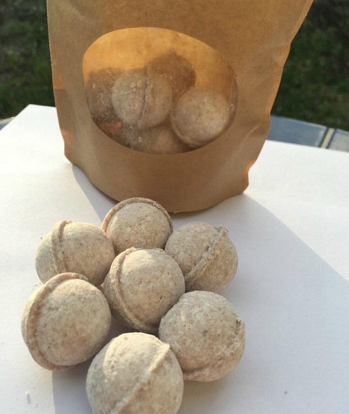 shampoo balls