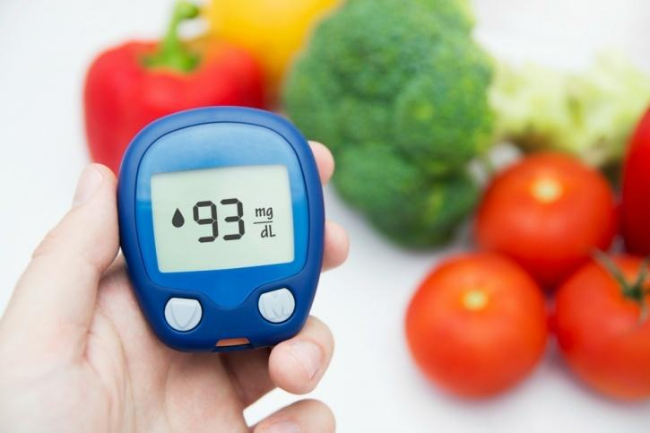 The DASH diet helps bring in control BP and diabetes