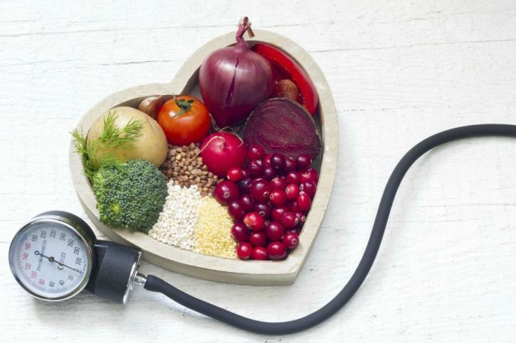 The DASH diet can help prevent heart disease