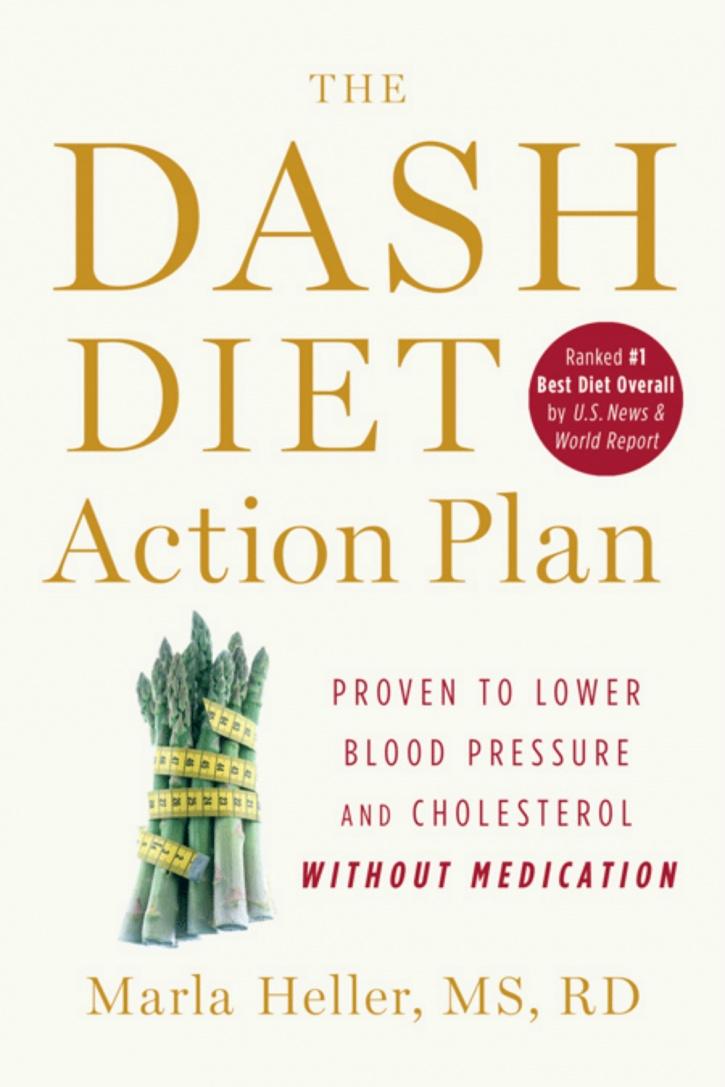 The DASH diet helps bring down BP