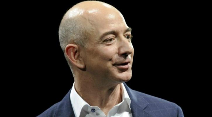 Jeff Bezos Says He Will Sell 1 Billion Of Amazon Stock Yearly Until