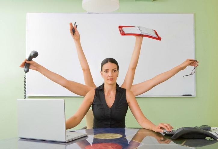 Image result for Multitasking of women indiatimes