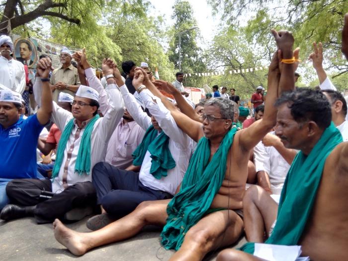 Tami Nadu Farmers