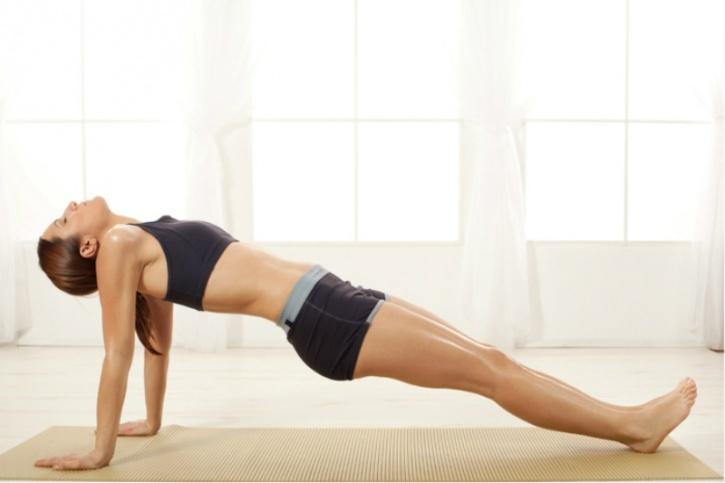 Image result for REVERSE PLANK