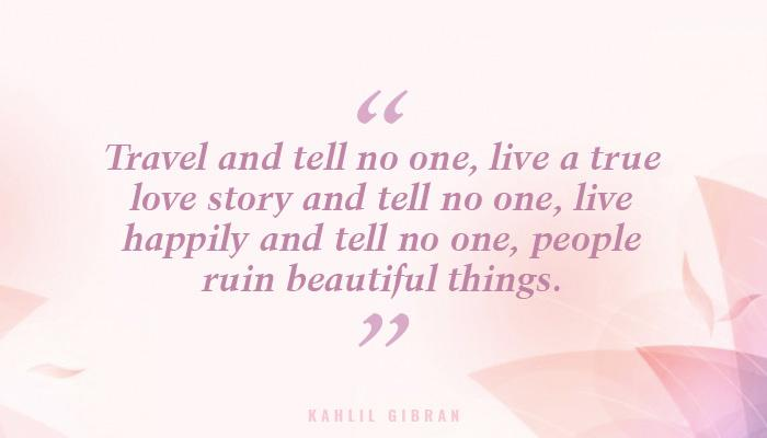 13 Quotes By Kahlil Gibran That Beautifully Describe Life Pain