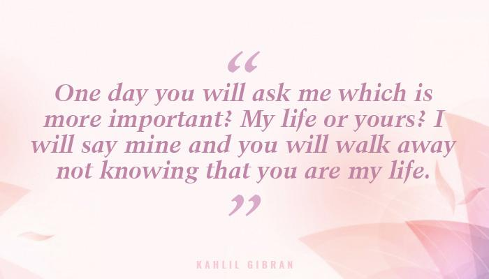 Kahlil Gibran Quotes | 13 Quotes By Kahlil Gibran That Beautifully Describe Life Pain
