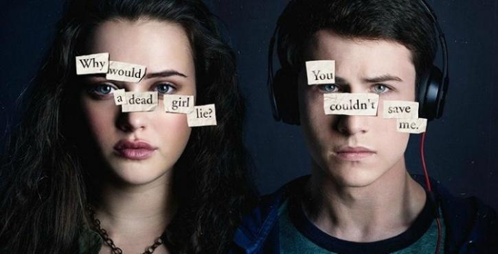 Hannah Baker and Clay
