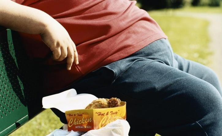 Obesity is the highest amongst people working in the Retail sector with around 71% women and 83% men suffering from it
