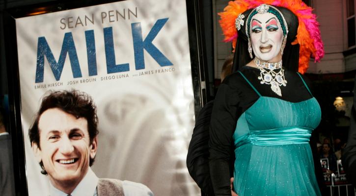 Harvey Milk Film Starring Sean Penn