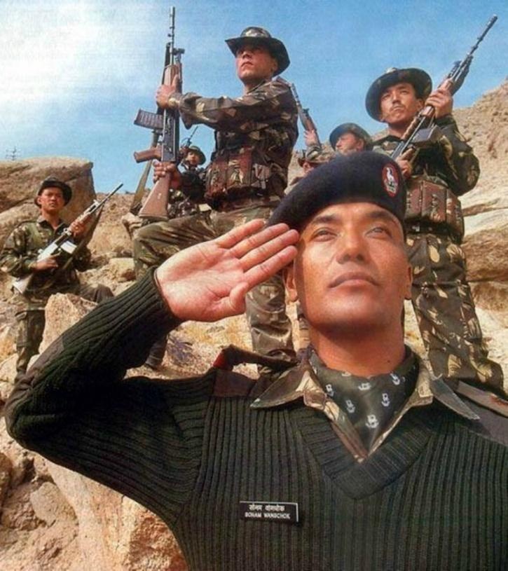 Here's The Untold Story Of Kargil Hero Maj Wangchuk Who Won The