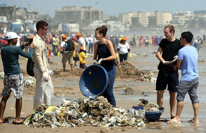 Image result for coastal cleanup india